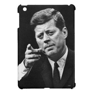 Photograph of John F. Kennedy 3 Case For The iPad Mini