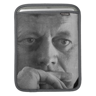 Photograph of John F. Kennedy Sleeves For iPads