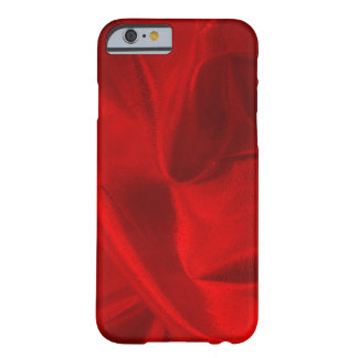 Photograph of Metallic Red Lame' Barely There iPhone 6 Case