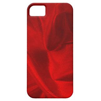 Photograph of Metallic Red Lame iPhone 5 Case