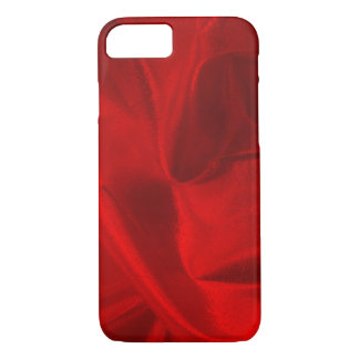 Photograph of Metallic Red Lame' iPhone 8/7 Case