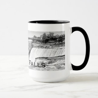 Photograph of Niagara Falls, N Y Observation Tower Mug