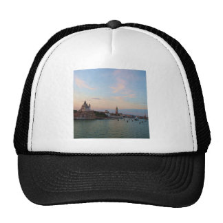 Photograph of Romantic Venice Lagoon Hats