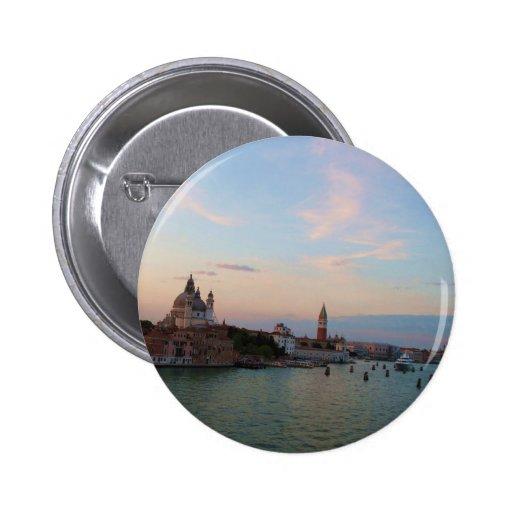Photograph of Romantic Venice Lagoon Pins
