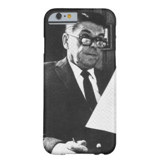 Photograph of Ronald Reagan Barely There iPhone 6 Case