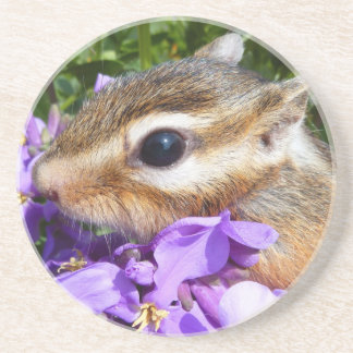 Photograph of sima lith drink coaster