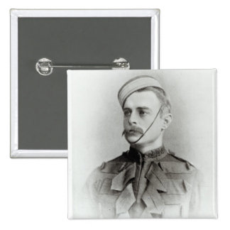 Photograph of Sir Francis Younghusband Pinback Button