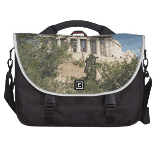Photograph of the Ancient Greek Parthenon Ruins Computer Bag