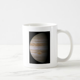 Photograph of the Jupiter planet Coffee Mug