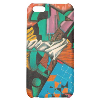 Photograph of Violin and Checkerboard, by Juan Gri iPhone 5C Case