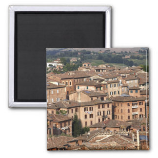 Photograph taken in Siena, Italy. One can see 2 Inch Square Magnet