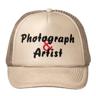Photographer and kindist trucker hat
