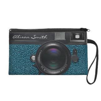 Photographer blue Camera