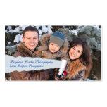 Photographer Business Card