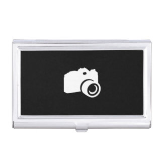 Photographer Business Card Holder
