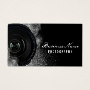 Freelance business cards templates zazzle photographer camera black white photography business card accmission Image collections