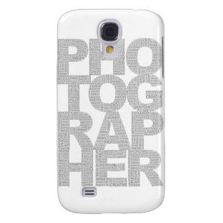 Photographer Galaxy S4 Cases