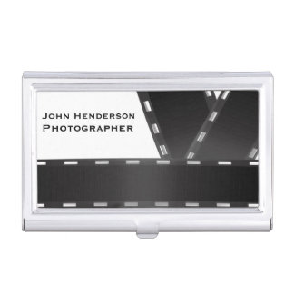 Photographer Case For Business Cards