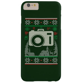 Photographer Christmas Barely There iPhone 6 Plus Case