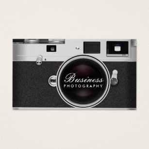Freelance business cards templates zazzle photographer classic camera photography business card flashek Gallery