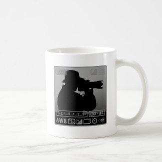 Photographer Classic White Coffee Mug