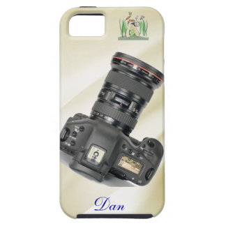 Photographer Dan iPhone SE/5/5s Case