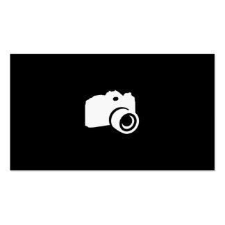 Photographer Double-Sided Standard Business Cards (Pack Of 100)