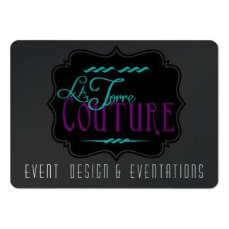 Photographer/Event Planner Business Card - Modern