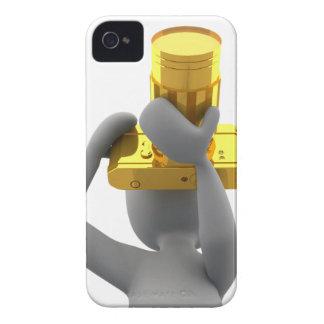 photographer golden camera Case-Mate iPhone 4 case