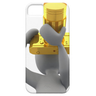 photographer golden camera iPhone SE/5/5s case