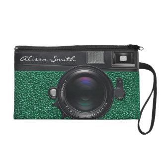 Photographer green Camera
