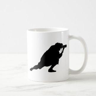 Photographer in Action Coffee Mug
