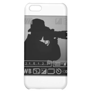 Photographer iPhone 5C Cover