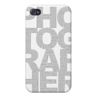 Photographer iPhone 4 Covers