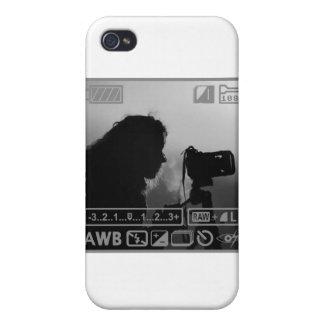 Photographer iPhone 4 Cases
