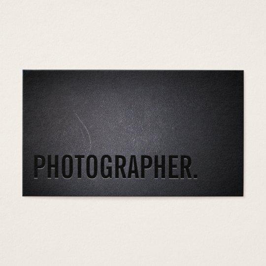 Photographer minimalist bold text photography business card zazzle photographer minimalist bold text photography business card reheart Gallery