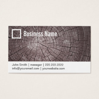 Photographer Modern Photography Business Card