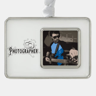 Photographer Ornament