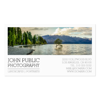 Photographer Photography Business Cards