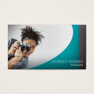 Photographer, Photography, Videographer, Camera Business Card