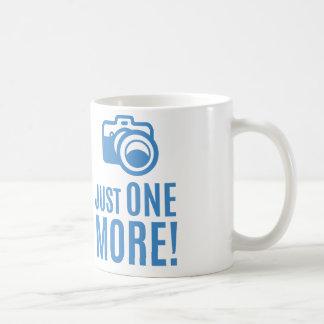 Photographer phrase just one more professional coffee mug