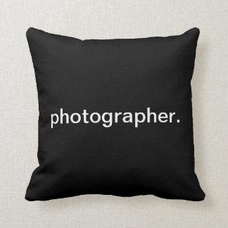 Photographer Pillow