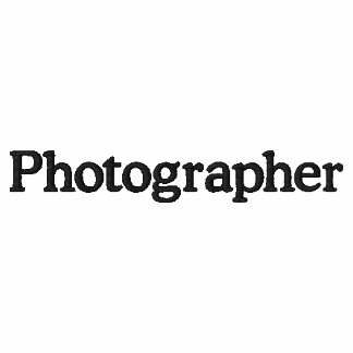 Photographer poloshirt polo