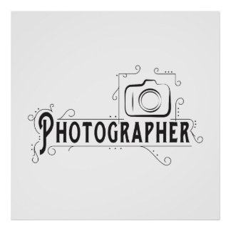 Photographer Print