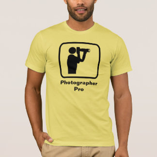 Photographer Pro T-Shirt