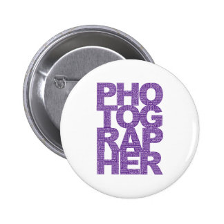 Photographer - Purple Text Button