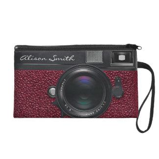 Photographer red Camera