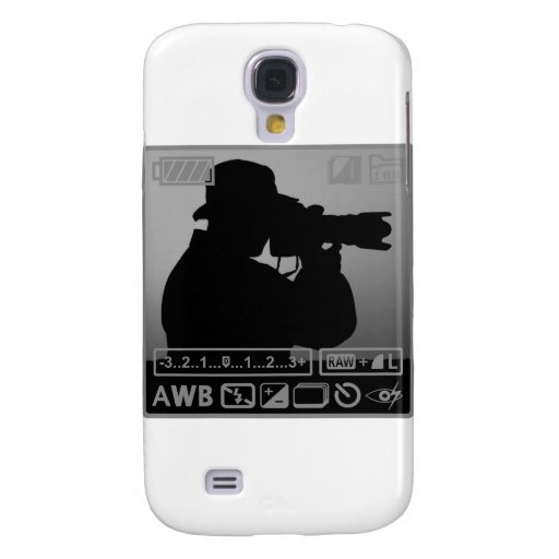 Photographer Samsung Galaxy S4 Cover