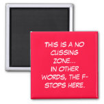 Photographer - The f-stops here Refrigerator Magnet