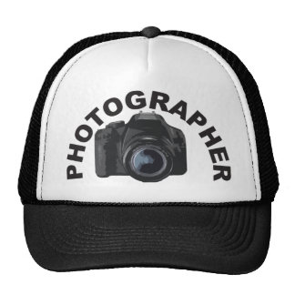 Photographer Trucker Hat